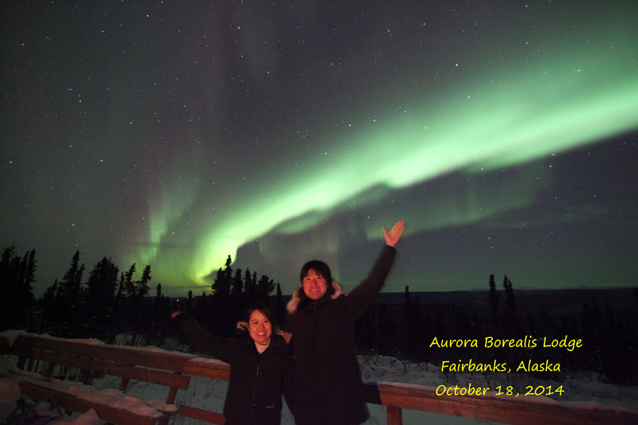 Premier Aurora Viewing Tour