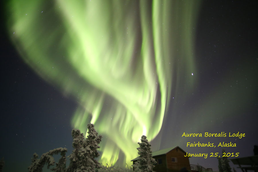 Self Drive Aurora Viewing Tour
