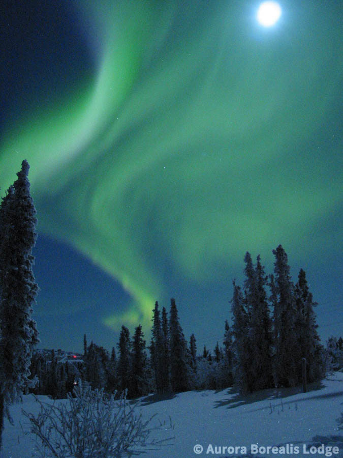 Fairbanks Aurora Viewing Tours