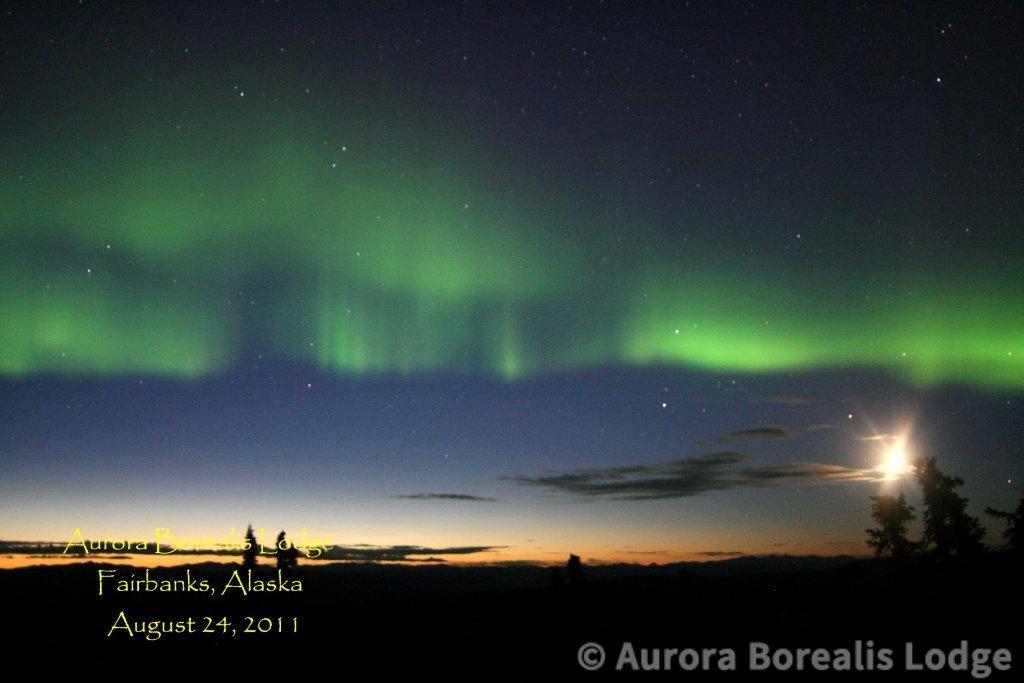 Fairbanks Aurora Viewing Tours